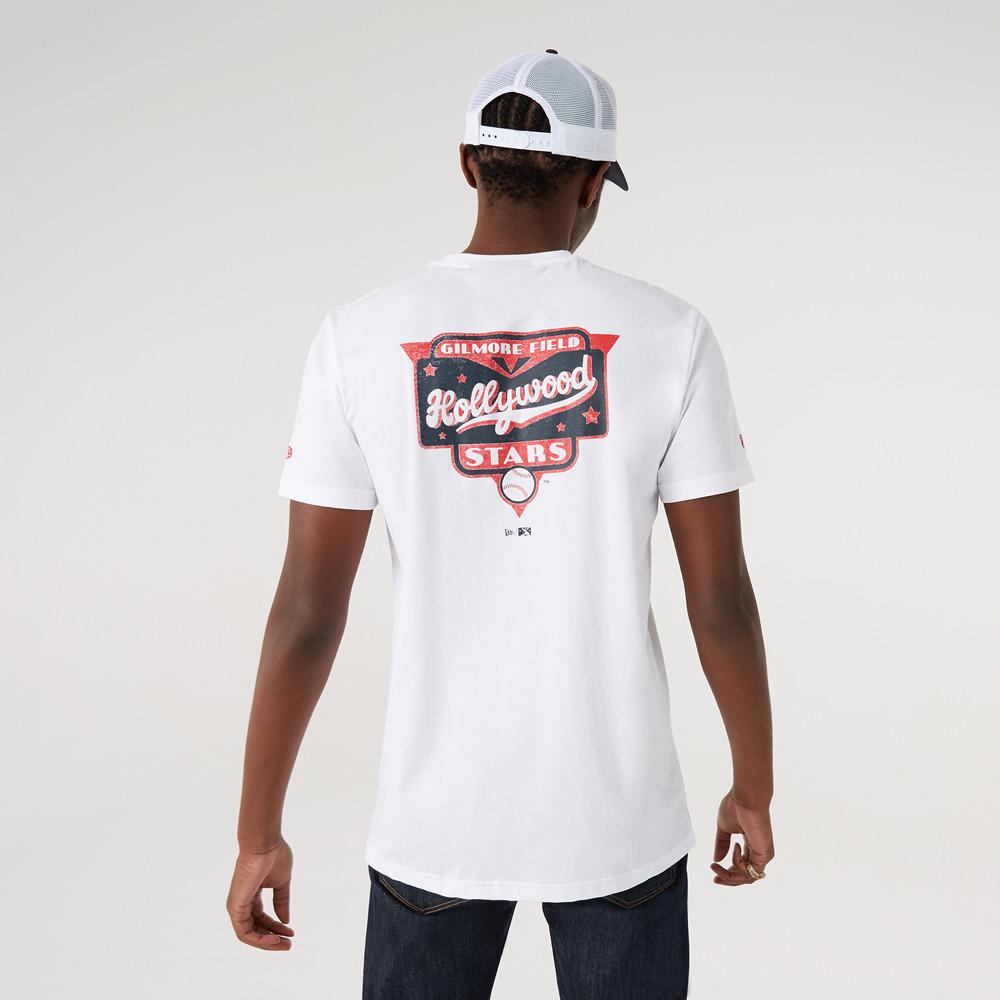 T-shirt grafica MiLB Holman Stadium bianca