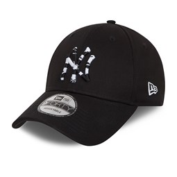 9FORTY – New York Yankees – City Camo – Kappe in Schwarz