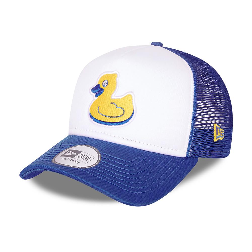 Cappellino Trucker A-Frame Akron RubberDucks MiLB blu