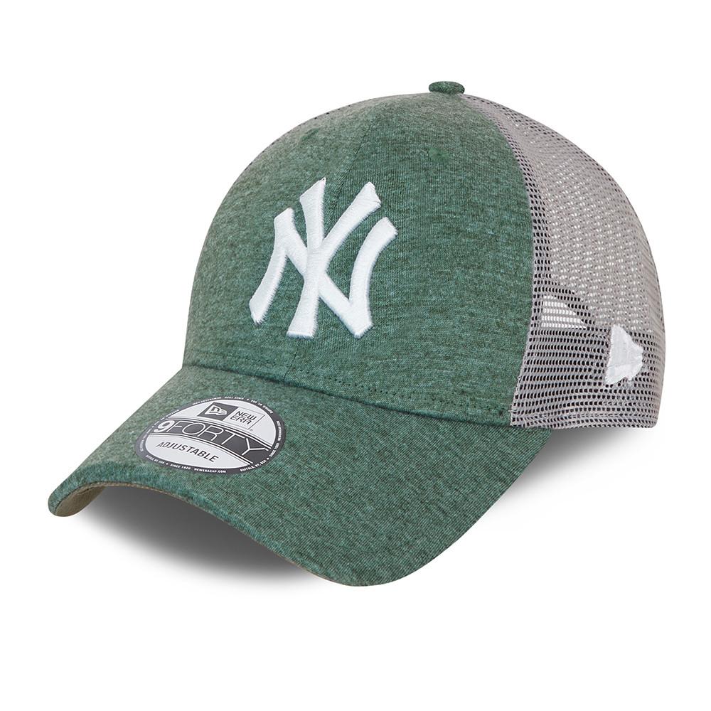 Casquette Trucker 9FORTYHome Field des New York Yankees, verte