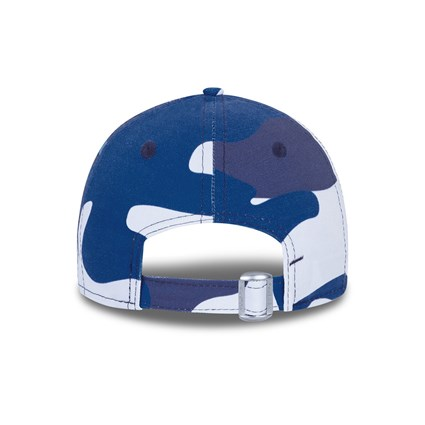 New York Yankees Camo Kids Blue 9FORTY Cap