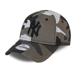 New York Yankees City Camo Infant Grey 9FORTY Cap