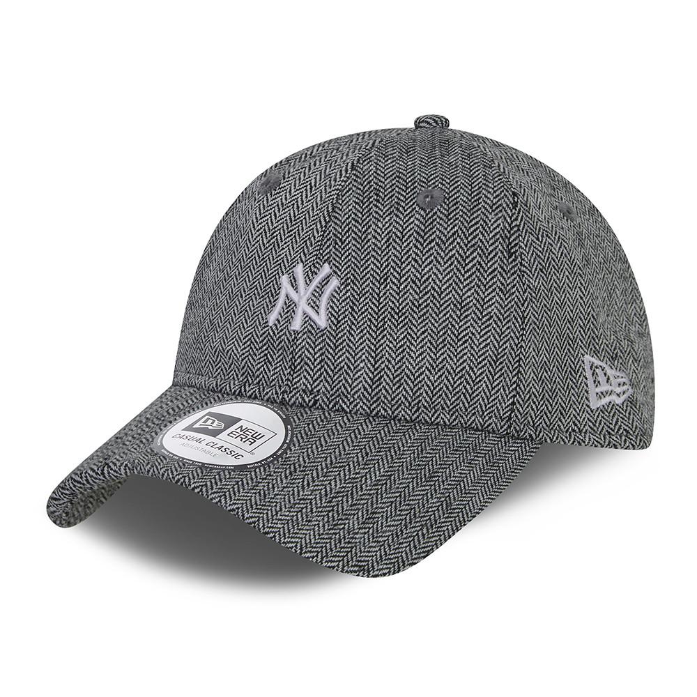 Cappellino 9TWENTY Herringbone Casual Classic dei New York Yankees