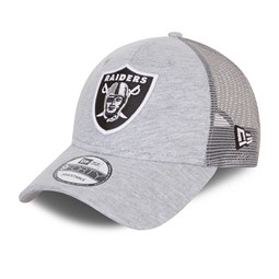 Casquette Las Vegas Raiders Home Field 9FORTY Trucker Gris