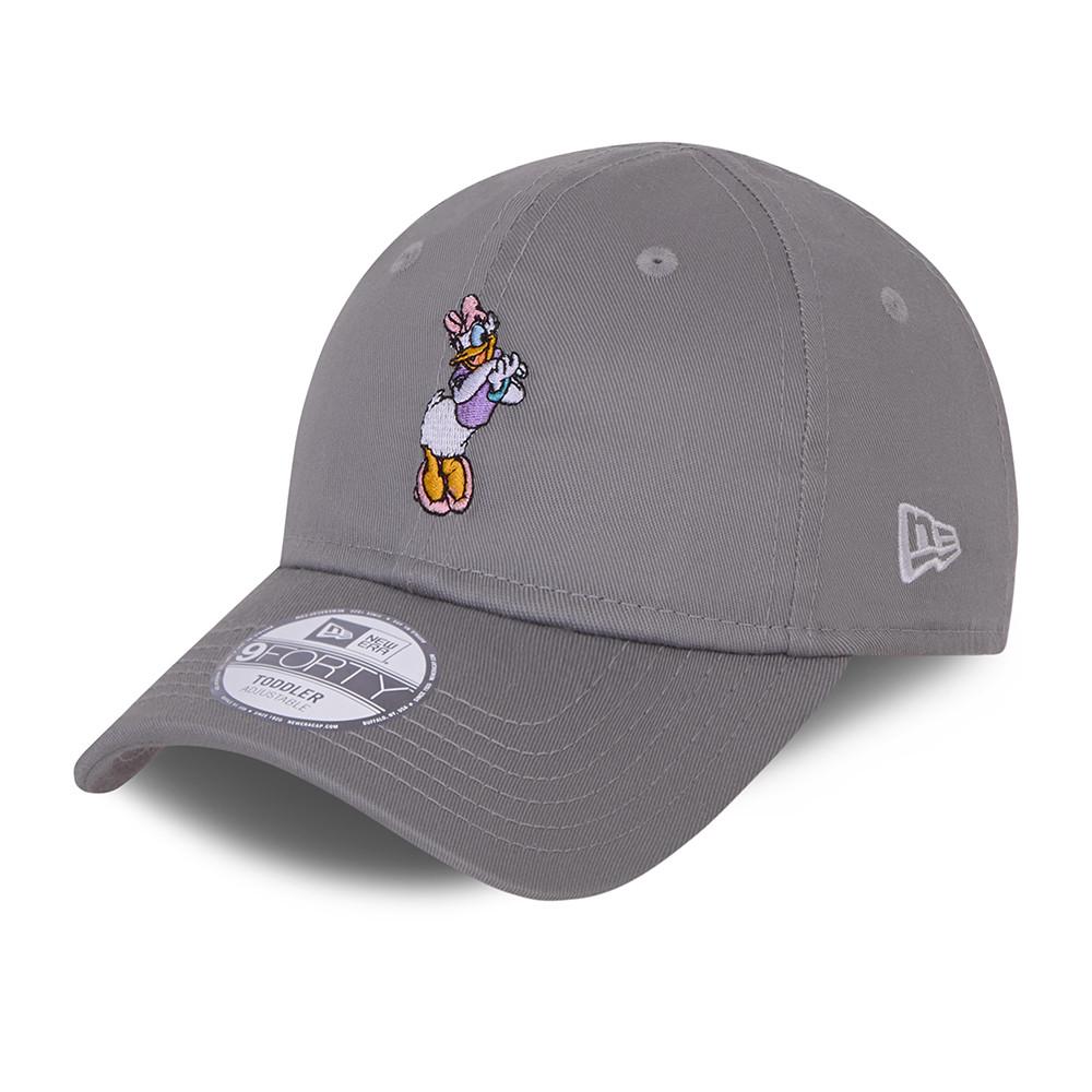 9FORTY – Kleinkindkappe in Grau mit Daisy-Duck-Figur