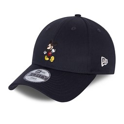 9FORTY – Micky Mouse – Character – Kinderkappe in Marineblau