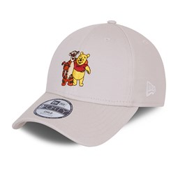Winnie The Pooh Character Kids Stone 9FORTY Cap