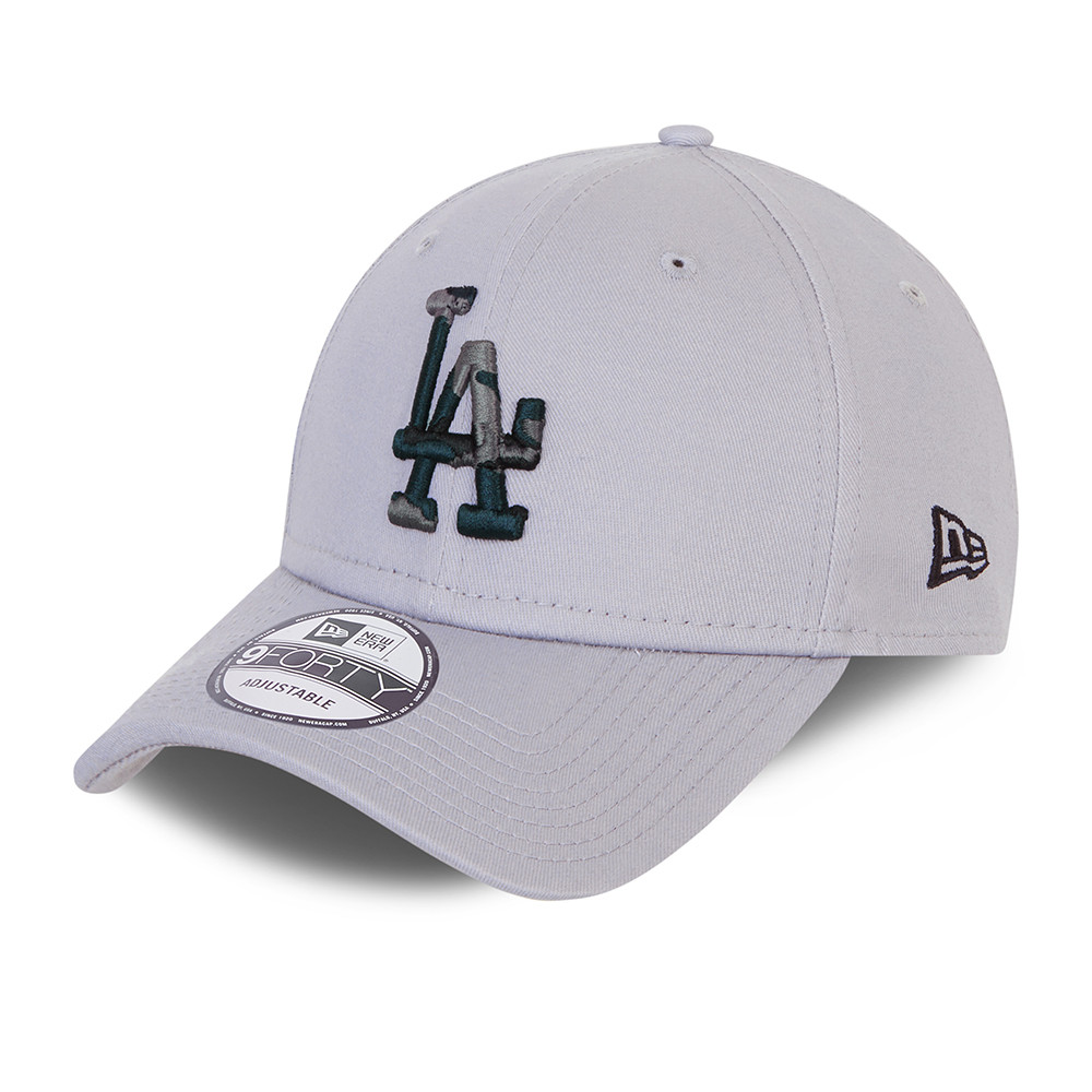 LA Dodgers City Camo Grey 9FORTY Cap