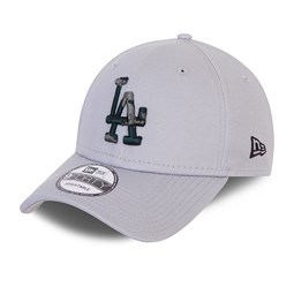 9FORTY – LA Dodgers – City Camo – Kappe in Grau