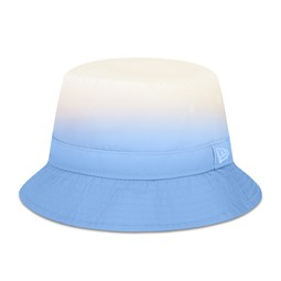 New Era Dipped Colour Womens Blue Bucket Hat