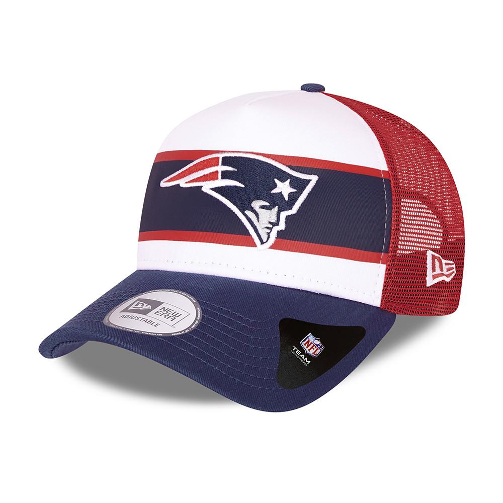 New England Patriots – Retro – A-Frame-Truckerkappe