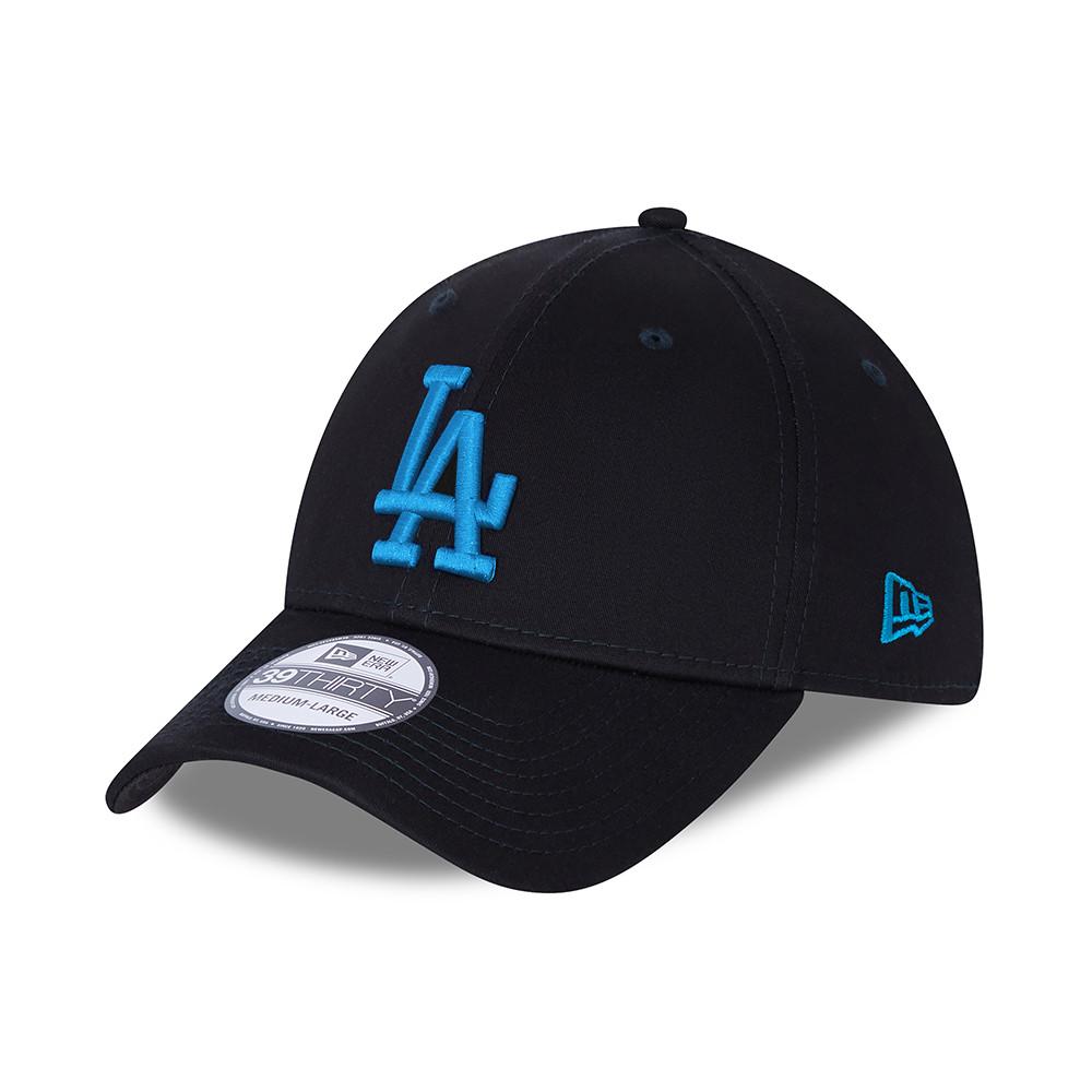 Casquette39THIRTYLA Dodgers League Essential, bleu marine