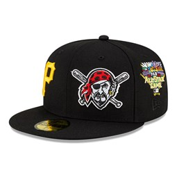 59FIFTY – Pittsburgh Pirates – MLB Team Pride – Kappe in Schwarz