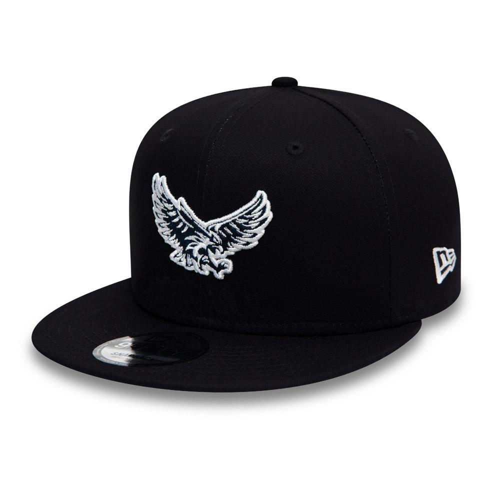 Cappellino 9FIFTY Elias x New Era Flyest Eagle nero