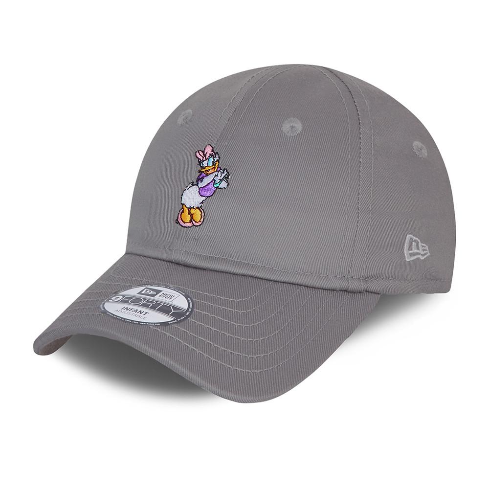 9FORTY – Säuglingskappe in Grau mit Daisy-Duck-Figur