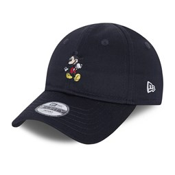 Casquette 9FORTY Mickey Mouse nourrisson, bleu marine