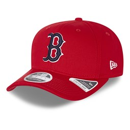 Cappellino 9FIFTY Stretch Snap League Essential Boston Red Sox rosso