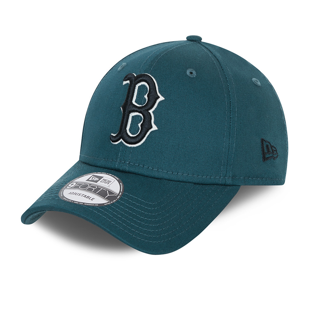 Cappellino 9FORTY League Essential Boston Red Sox color foglia di tè