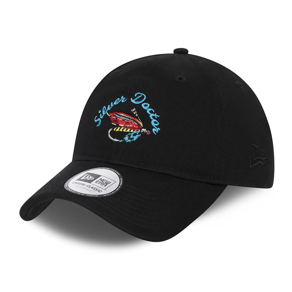 Cappellino Casual Classic New Era Fishing Tackle nero