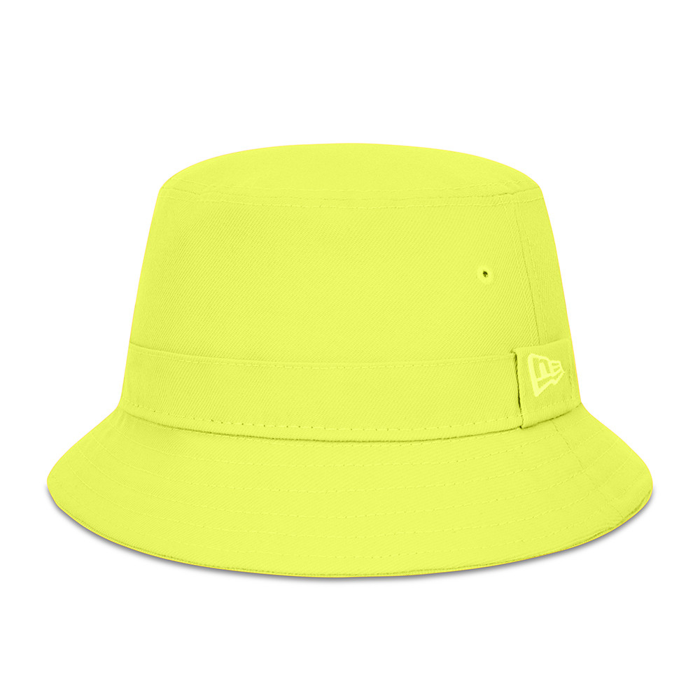 Chapeau bob New Era Essential jaune