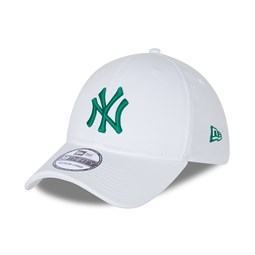 Casquette 39THIRTY New York Yankees League Essential, blanche