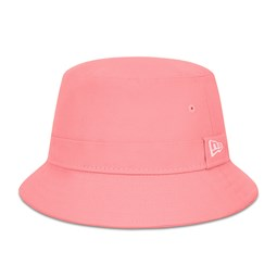 New Era Essential Pink Bucket Hat
