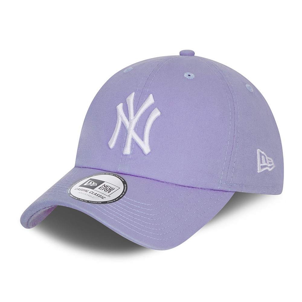 New York Yankees – Casual Classic – Kappe in Flieder