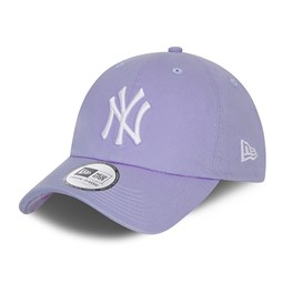 New York Yankees Lilac Purple Casual Classic Cap