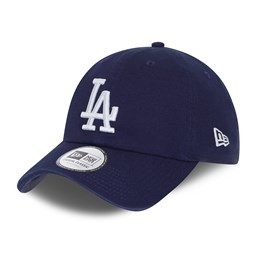 LA Dodgers Washed Blue Casual Classic Cap