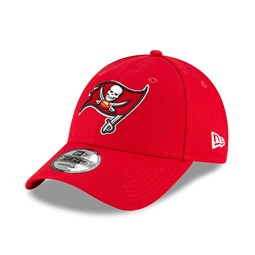 CasquetteTampa Bay Buccaneers9FORTY, rouge