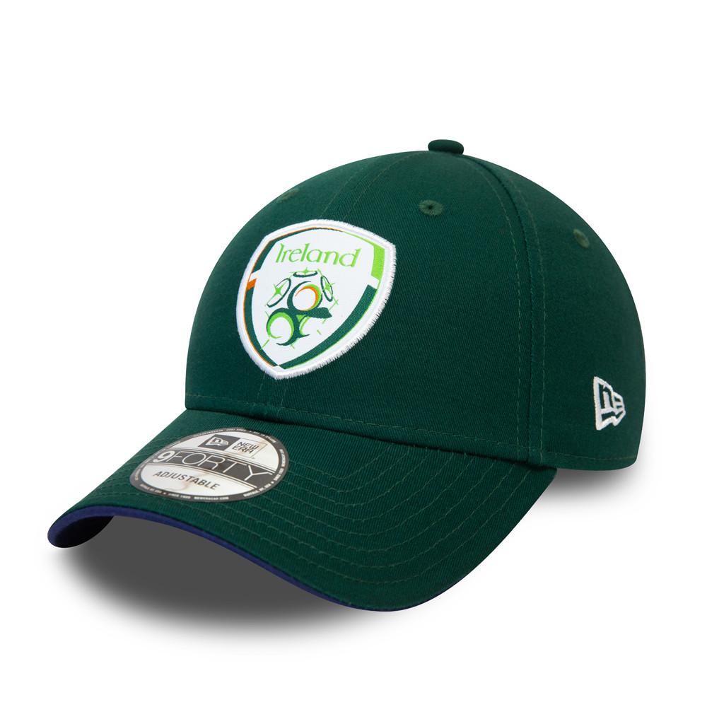 9FORTY – FA Ireland – Kappe in Grün