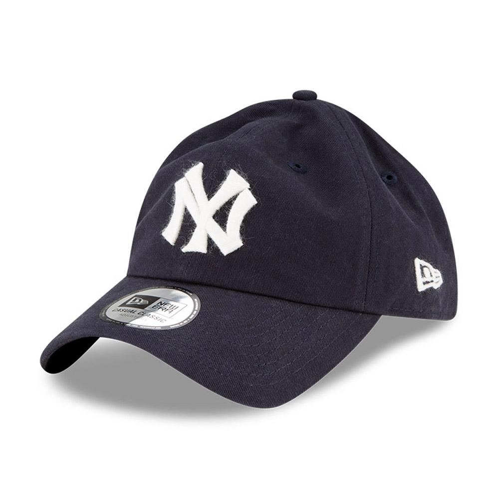 CasquetteCasual ClassicNew York Yankees, bleu marine