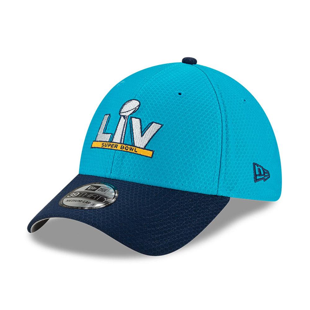 Cappellino 39THIRTY Super Bowl LV Tampa Bay Buccaneers blu