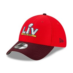 Cappellino Tampa Bay Buccaneers Super Bowl LV 39THIRTY rosso