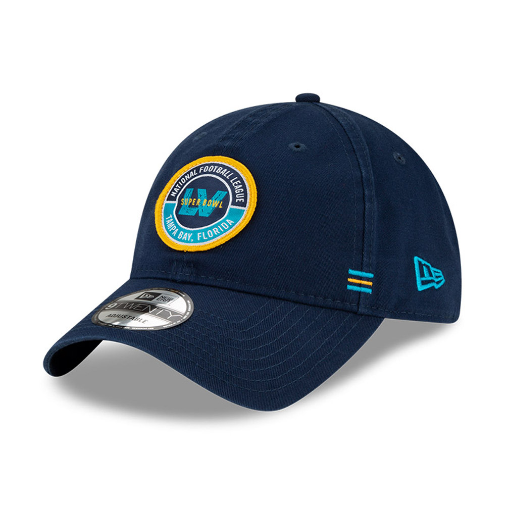 CasquetteTampa Bay Buccaneers Super Bowl LV9TWENTY, bleue