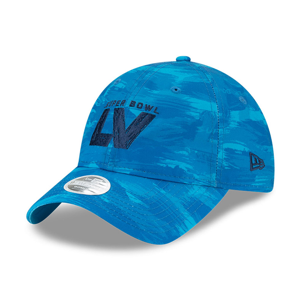 CasquetteSuper Bowl LV9TWENTY femme, bleue