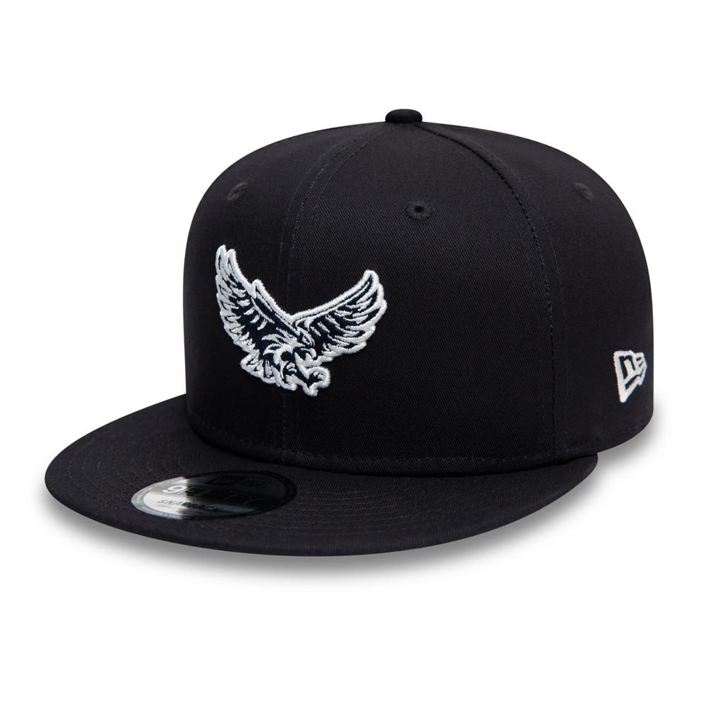 Cappellino 9FIFTY Elias x New Era Flyest Eagle blu navy