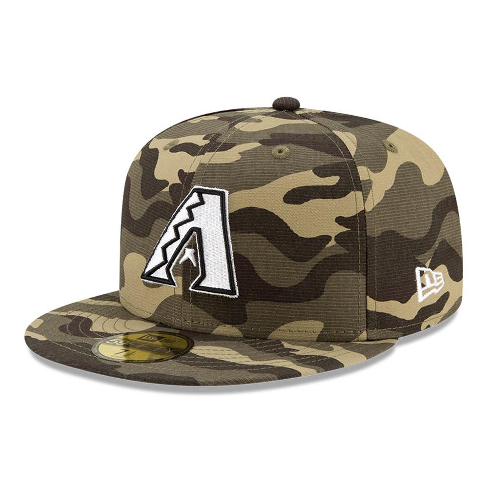 Casquette 59FIFTYArizona DiamondbacksMLB Armed Forces