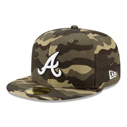 Atlanta Braves MLB Armed Forces 59FIFTY Cap