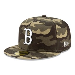 Casquette59FIFTYBoston RedsoxMLBArmed Forces