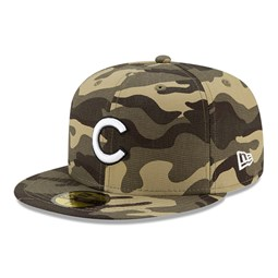 Chicago Cubs MLB Armed Forces 59FIFTY Cap