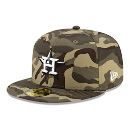Houston Astros MLB Armed Forces 59FIFTY Cap