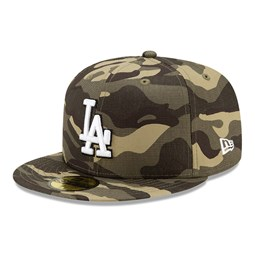 Casquette59FIFTYLA DodgersMLBArmed Forces