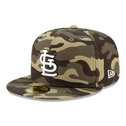 St Louis Cardinals MLB Armed Forces 59FIFTY Cap