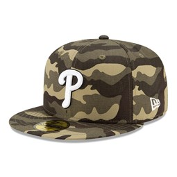 Casquette 59FIFTY MLB Armed Forces des Philadelphia Phillies