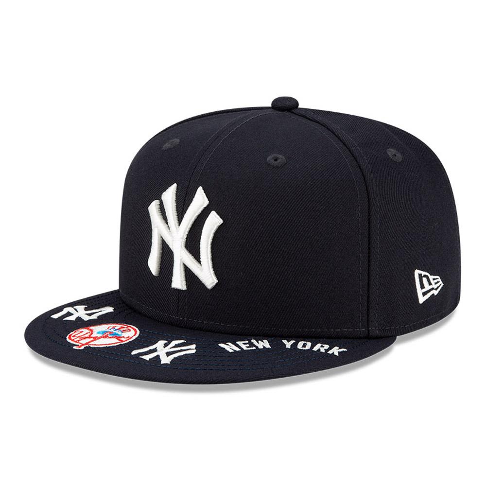 Casquette59FIFTYNew York Yankees MLB Visor Hit