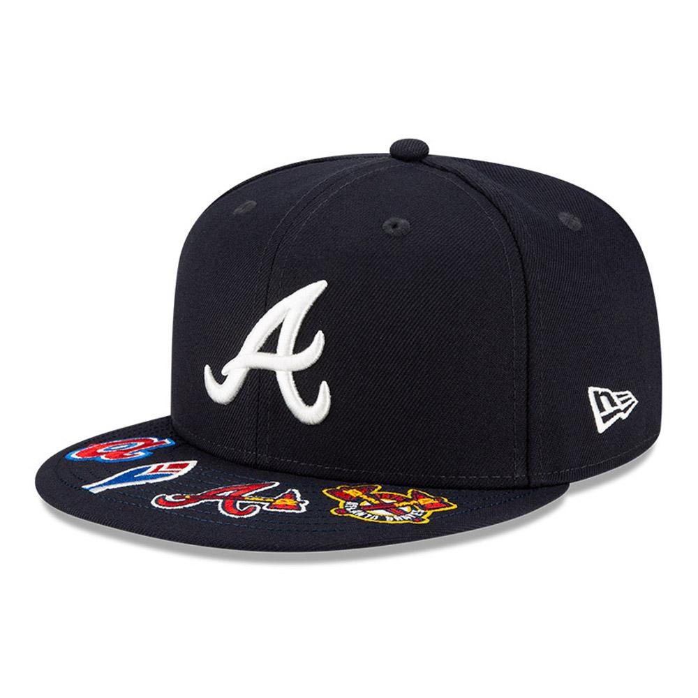 Casquette59FIFTY Atlanta Braves MLB Visor Hit
