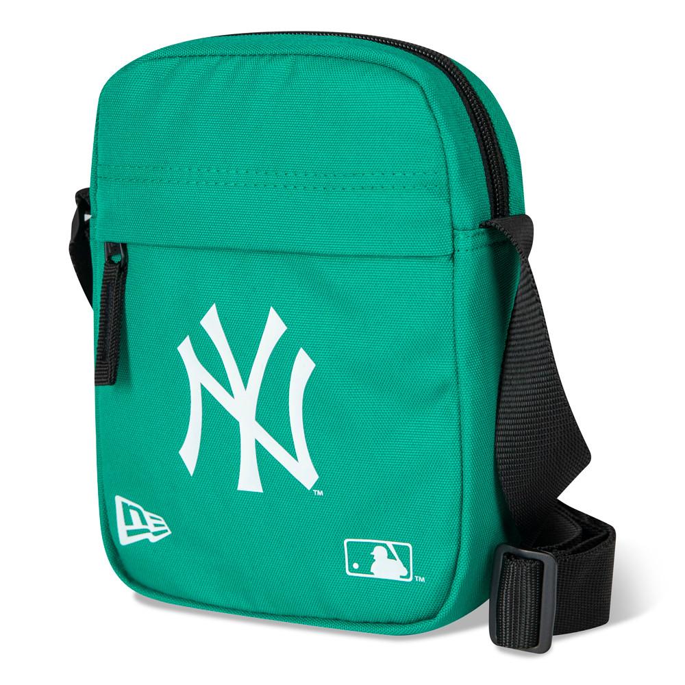 Bandolera New York Yankees, verde azulado