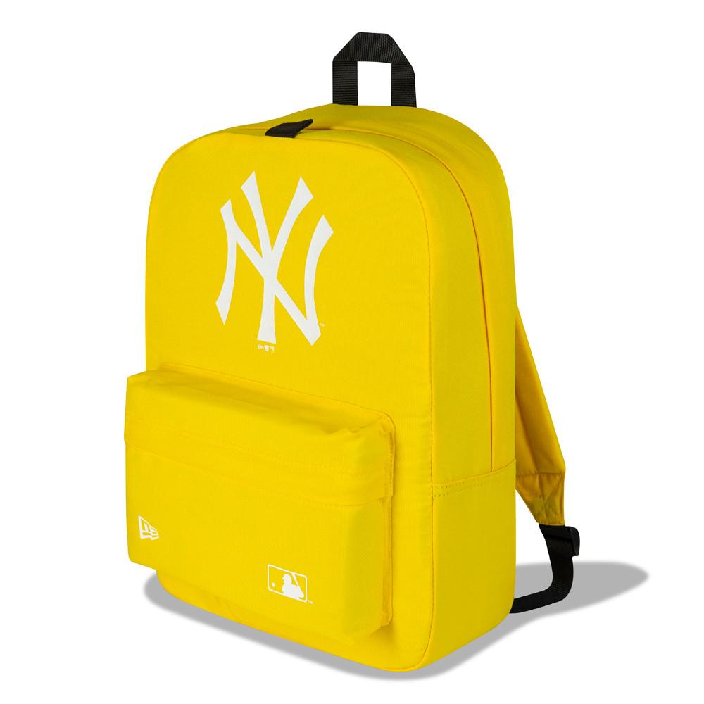 Mochila petate New York Yankees Stadium, amarillo