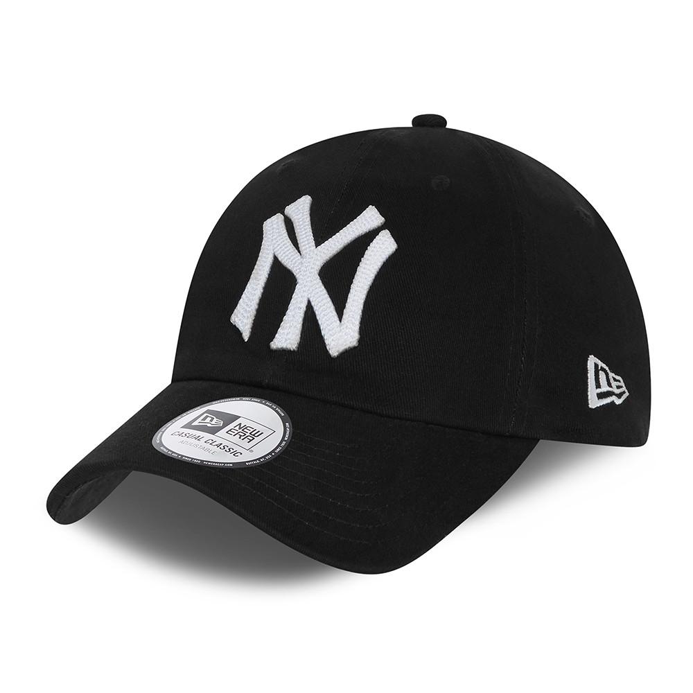 Casquette casual Classic des New York Yankees noir